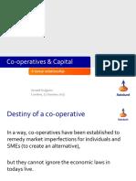 Arnolds Presentation Co Operatives Uk