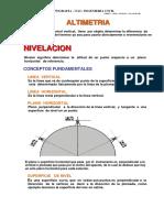 Clase 6 -Nivelacion