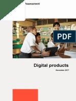Cambridge Assessment English Digital Products November 2017