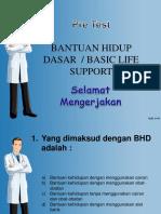 Pre & Post Test BHD.ppt