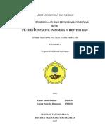 Audit Lingkungan Dan Mediasi