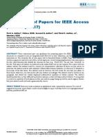 IEEE Access Template