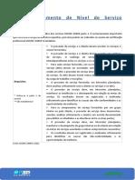 6.1 Gerenciamento de n Vel de Servi o Requisitos (1)