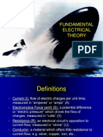 fundamental electric theory.ppt