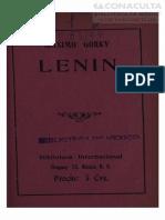 Gorky. Lenin.pdf