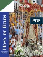 Boletín Anual de La Hermandad de Belén de Pilas 2018
