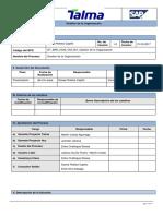 DT BPD HCM OM 001 Gestión de La Organización