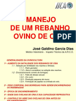 Manejo de Um Rebanho de Cria. Dr Jose Galdino 2015