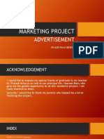 Marketing Project