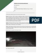 Informe 03 Sets de Escalera Andaychagua