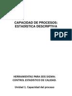 Indices Capacidad de Procesos