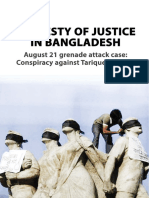 TRAVESTY OF JUSTICE IN BANGLADESH