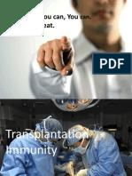Transplantation Immunity