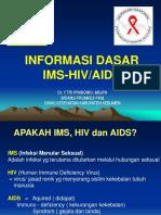 Informasi Dasar HIV-AIDS