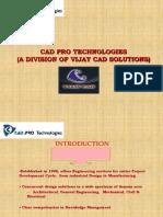 Cad Pro Power Point Presentation
