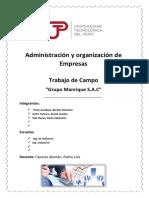 Administración y Organización de Empresas (1)
