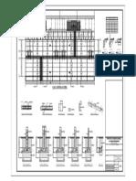 Ejemplo de plano estructural