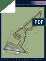 Draft Track Layout F1 USGP