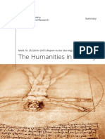 Norway Humanities White Paper