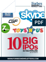Top 10 Invest 2010