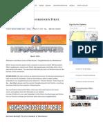03.31.16 March 2016 Neighborhoods First Newsletter - Mike Bonin - Council District 11
