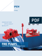 Fire Pumps RP Brochure En