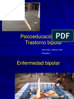 Trastorno bipolar  Psicoeducacion Malaga