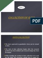 Data Collection Unit 3