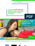 Parenting in the Digital World Presentation