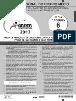 CAD ENEM-2013 Dom Cinza