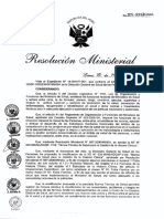 RM 204 2015 MINSA Ficha Familiar.