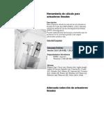 Herramienta de cálculo para actuadores lineales.doc