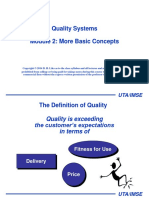 Quality Systems_Module 2