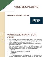 Irrigation Engg