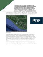 La Ciudad de Tapachula Se Encuentra en La Costa Sur de Chiapas