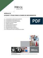 Modulo 8 .- Ayudas y Utiles Para El Diario de Movimientos