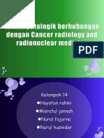 Ppt Cancer Radiology and Radionuclear Medicine