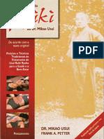 Livro Manual de Reiki Dr. Mikao Usui