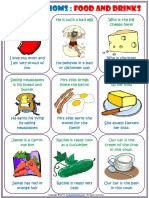 english idioms study cards about food and drinks.pdf