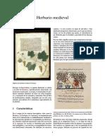 Herbario Medieval