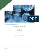 Nanomaterial Saba