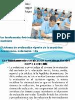 Bm- Diapostiva Nuevo Curriculo Dominicano
