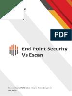 New Seqrite EPS 7.2 vs Escan 1.0