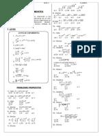Algebra Nivel III