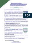 ELECTROSENSIBILIDAD.- 15 maneras de reducir las radiaciones CEM (traducc. y notas