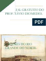 História Do Rio Grande Do Norte-sávio Diomedes