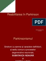 Reabilitarea În Parkinson