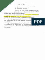 LEI 498 de 1900 - Prescripcoes Para Construccao de Casas de Habitacao Operaria