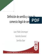 Definicion Semilla y Comercio Ilegal JPS2