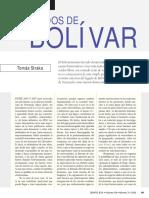 Cansados de Bolívar - Revista IESA - Julio -08